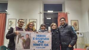 """Presidio """"Nino Agostino e Ida Castelluccio"""""""